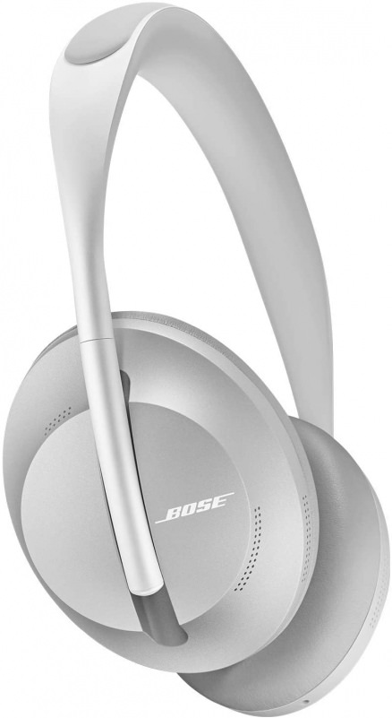 cuffie Bose Noise Cancelling Headphones 700 argento