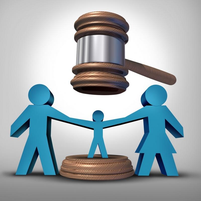 separazione e affidamento figli legge