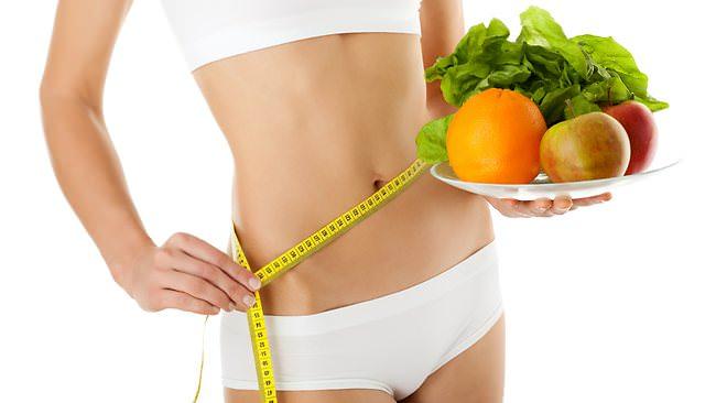 dieta rimodellante detox donna fisico snello completo bianco top metro sarta misura ciotola frutta arancia mele insalata lattuga