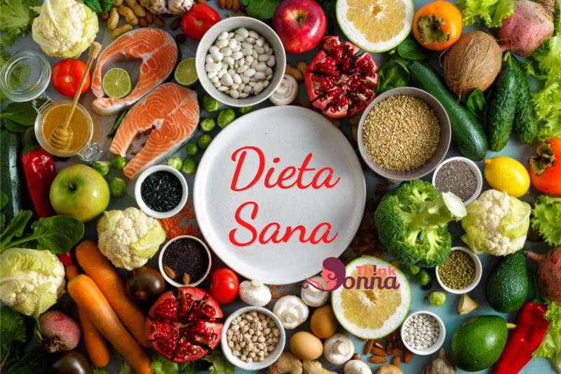 dieta sana frutta verdure salmone limone miele