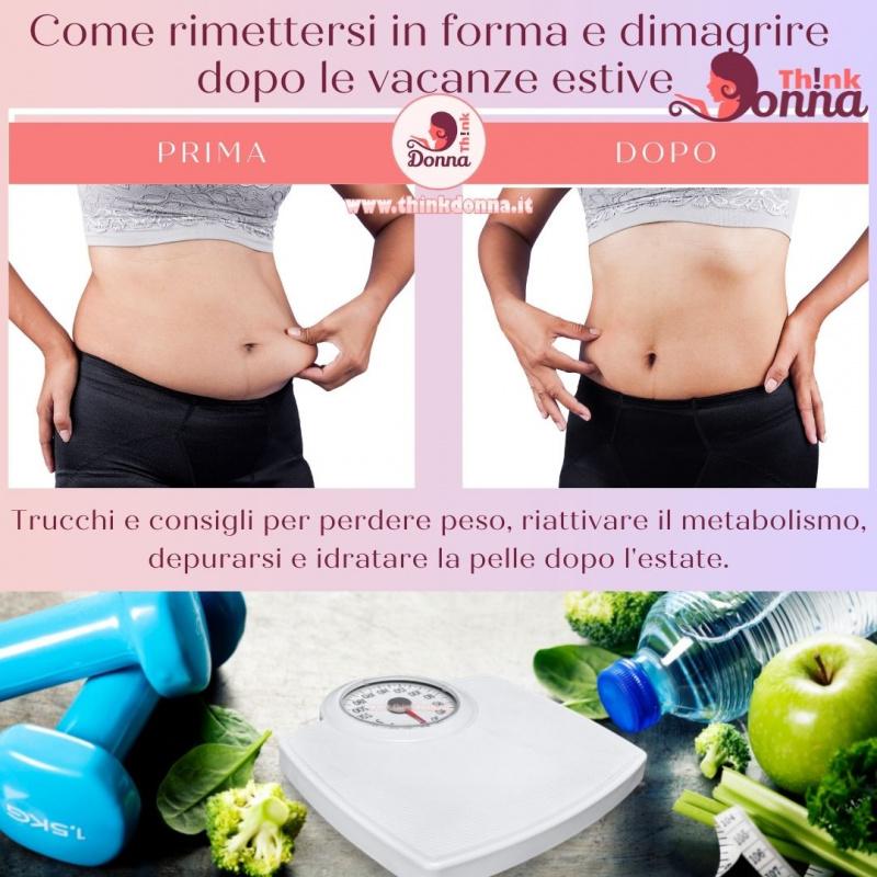 corpo donna sovrappeso prima dopo dieta bilamcia metro da sarta broccoli bottiglia