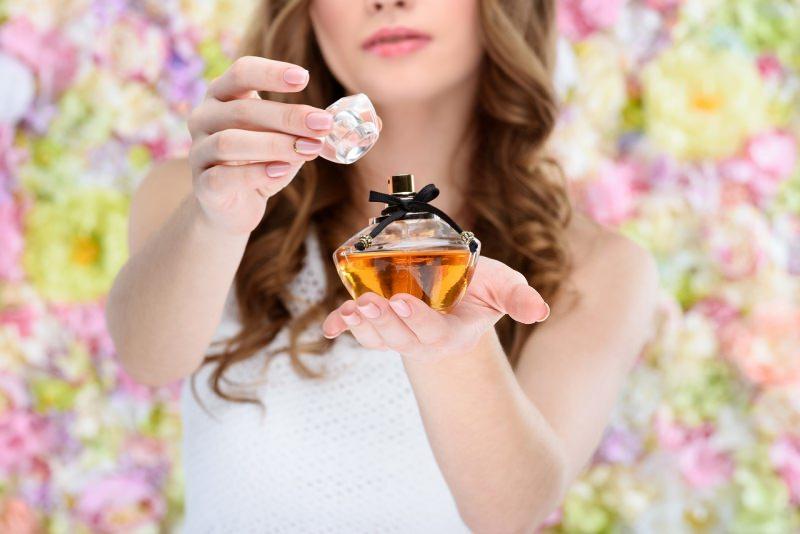 profumo donna fiori