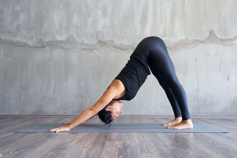 stretching gambe e bicipiti femorali