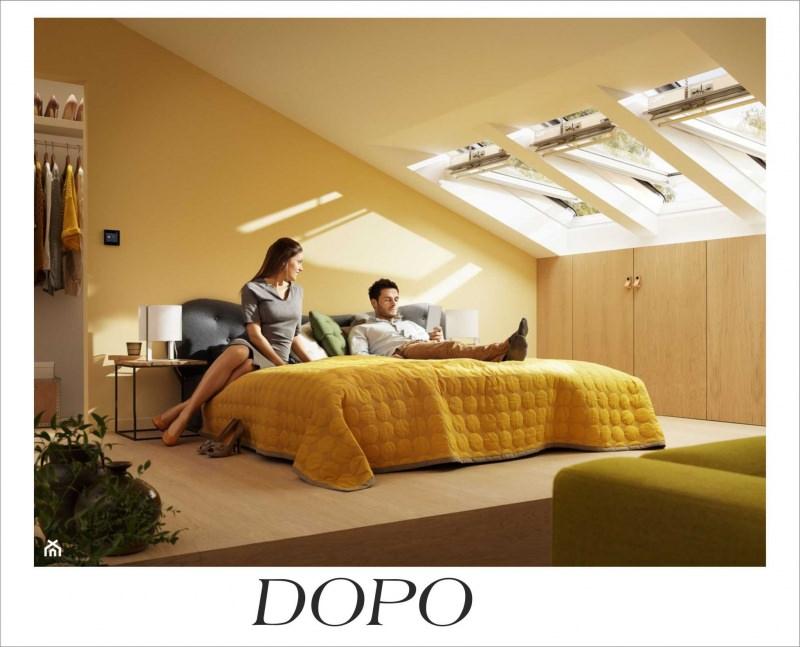 Famiglia numerosa: come ottenere più spazio e ampliare casa stanza da letto soffitta sottotetto