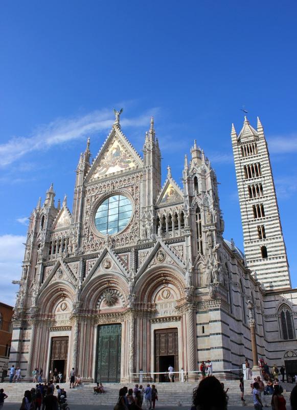 viaggio romantico in Toscana Duomo di Siena