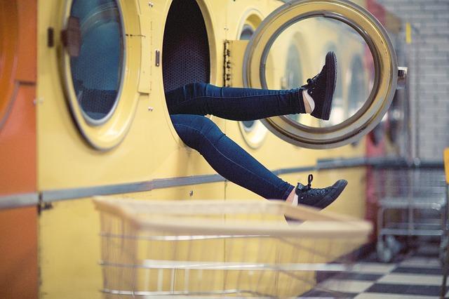 7 errori da non commettere quando usi la lavatrice