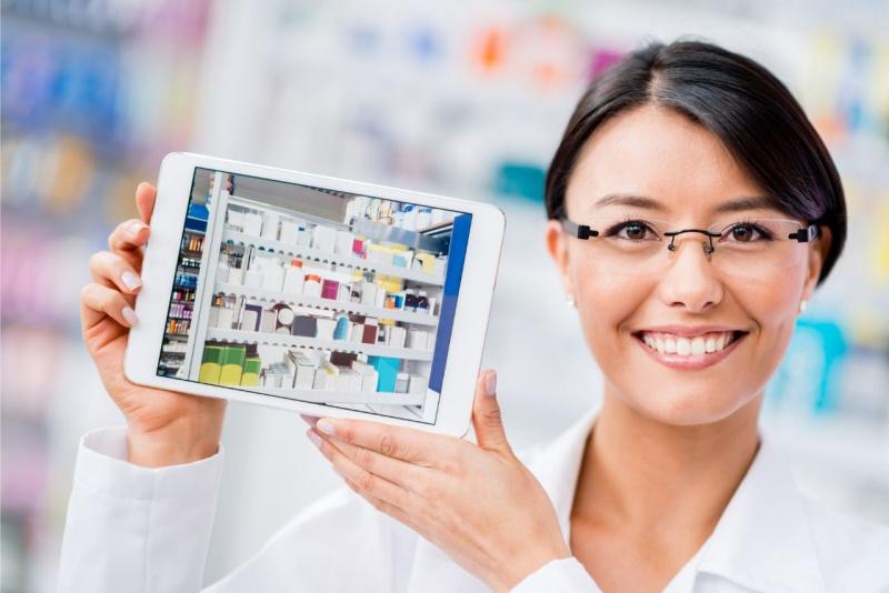 farmacia online tablet viso donna sorriso