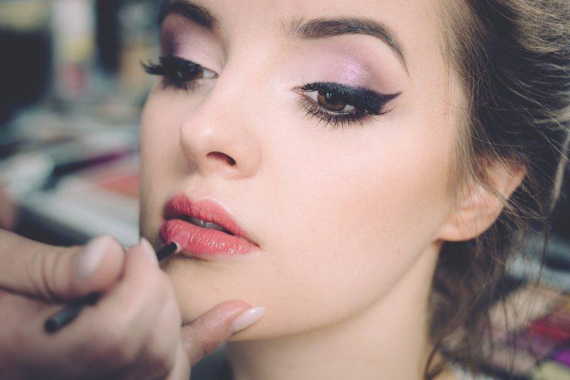 trucco makeup occhi donna