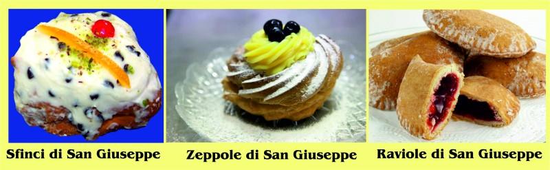 Festa del Papà le Origini la Storia e i Regali più originali dolci di san giuseppe sfince sfinci ricotta zeppole raviole