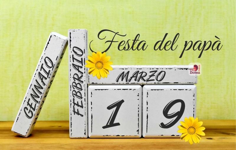 19 marzo, i migliori messaggi d'auguri per la Festa del papà 19 marzo