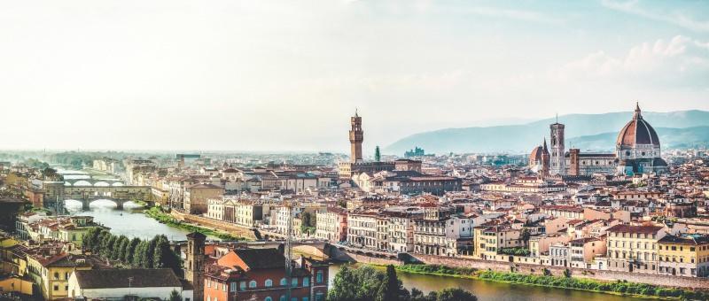 Trip tips   Un weekend d'autunno romantico in Toscana - Parte 2 Firenze panoramica