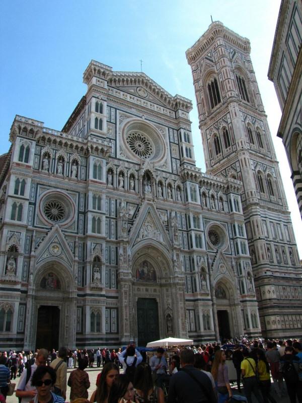 Trip tips | Un weekend d'autunno romantico in Toscana - Parte 2 Firenze Duomo Santa Maria del Fiore Campanile di Giotto