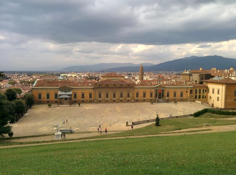 Trip tips | Un weekend d'autunno romantico in Toscana - Parte 2 Firenze Giardino di Boboli Palazzo Pitti