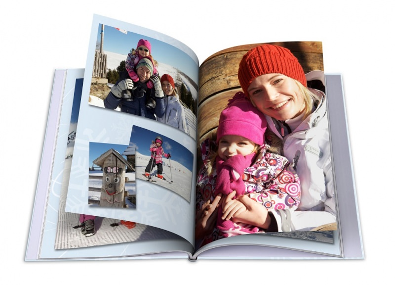 L'amore verso il cibo e la fotografia: un fotolibro può davvero emozionare! libro fotografico cewe foto ricordo