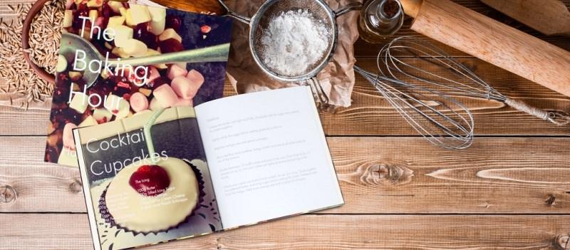 L'amore verso il cibo e la fotografia: un fotolibro può davvero emozionare! ricettario cewe foto ricette cucina