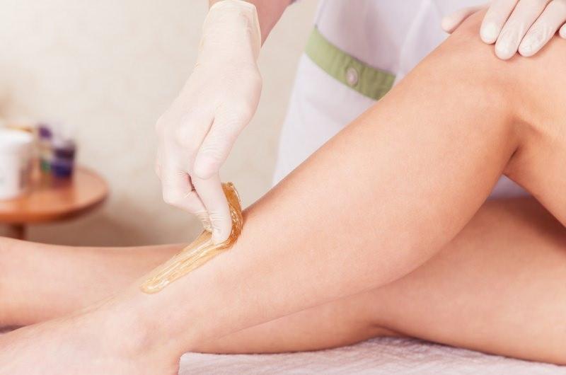 ceretta araba depilazione epilazione gambe donna sokkar