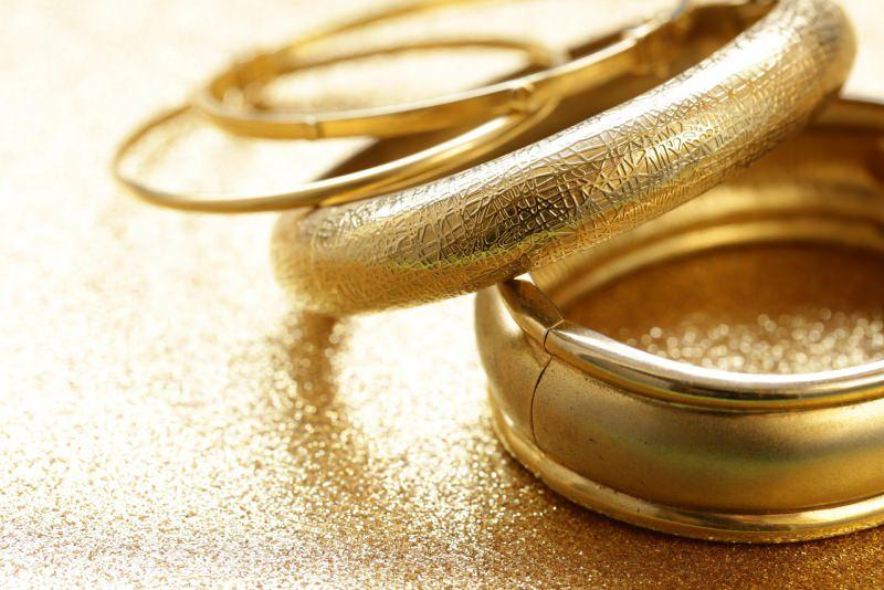 bracciale oro giallo gioielli