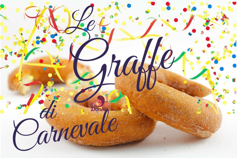 Come fare le Graffe di Carnevale | Ricetta originale napoletana