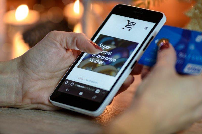 shopping online natale