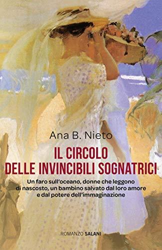 copertina libro romanzo Il circolo delle invincibili sognatrici di Ana B. Nieto
