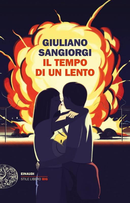 copertina il tempo di un lento di Giuliano Sangiorgi