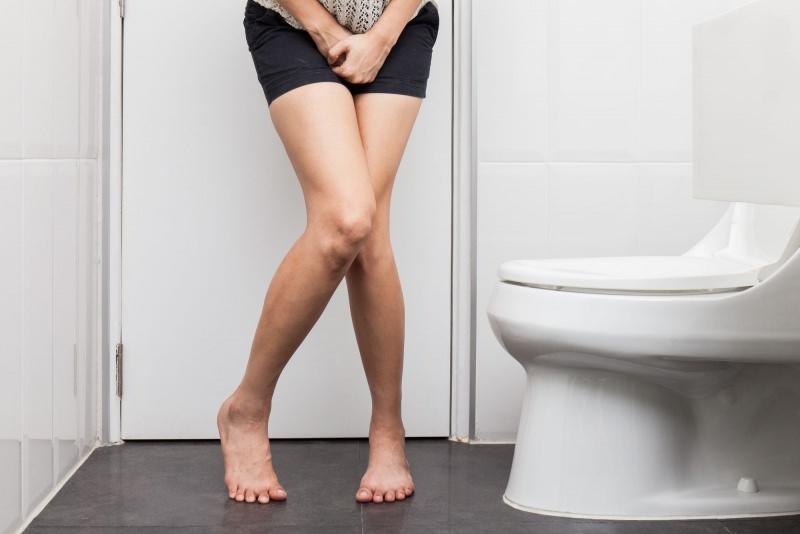 incontinenza bagno