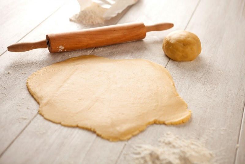 impasto mattarello farina pastafrolla