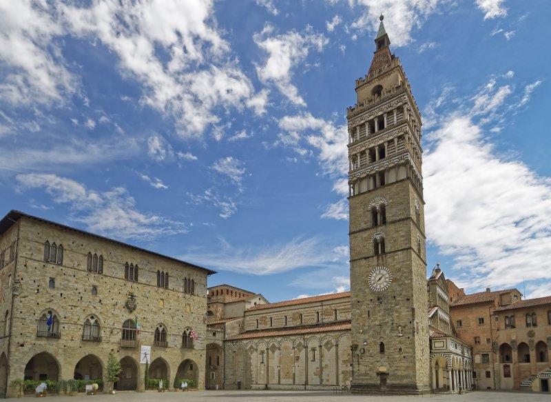 Trip tips   Un weekend d'autunno romantico in Toscana - Parte 2 Pistoia Piazza del Duomo