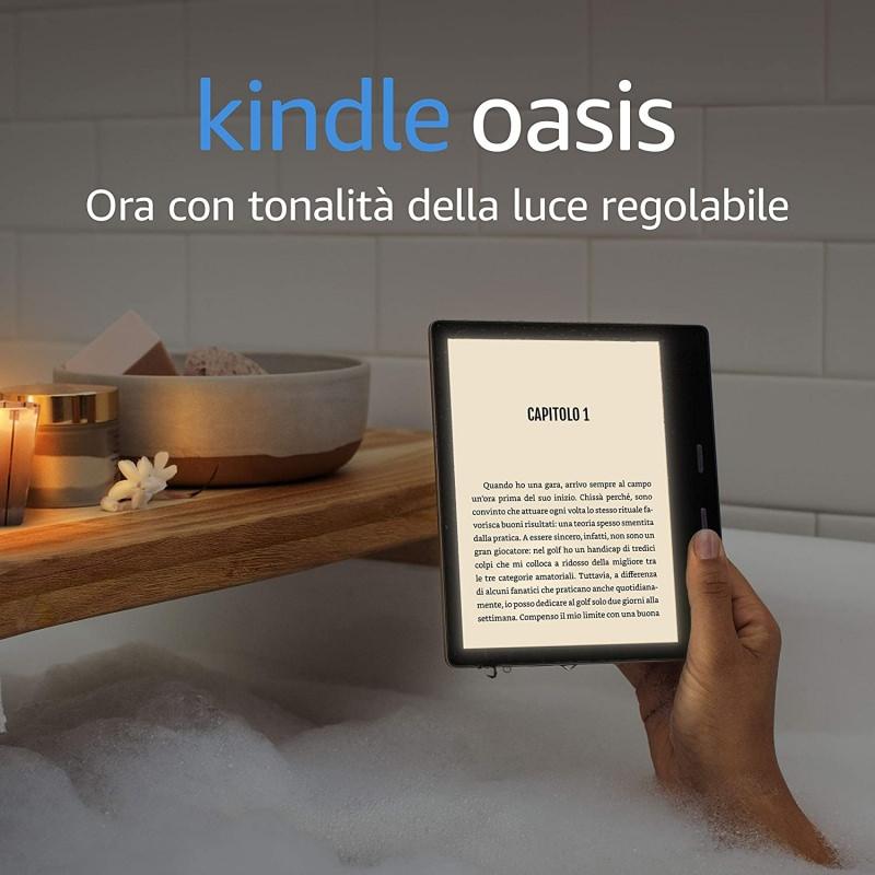 e-reader Kindle Oasis