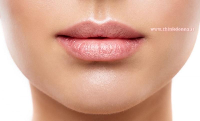 belle labbra donna naturali