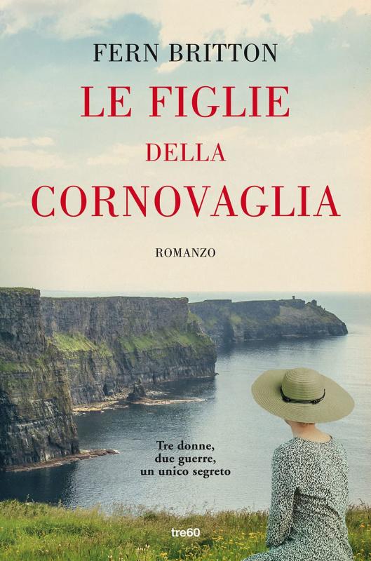 copertina libro le figlie della Cornovaglia di Fern Britton