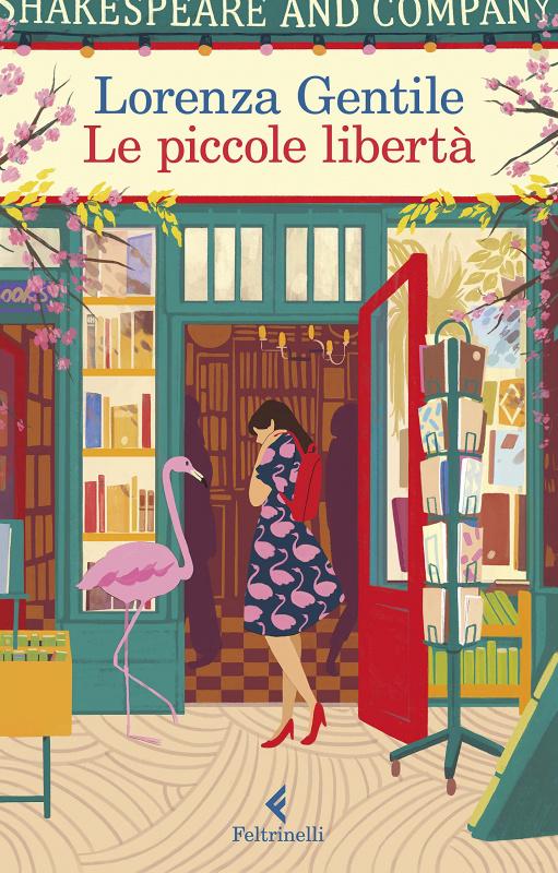copertina libro le piccole liberta di Lorenza Gentile