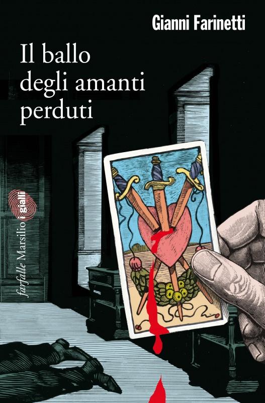 Estate, libri da leggere sotto l'ombrellone copertina libro il ballo degli amanti perduti di gianni farinetti