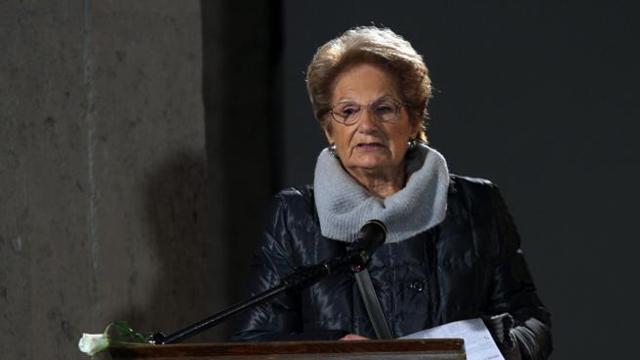 Liliana Segre autore Fino a quando la mia stella brillerà