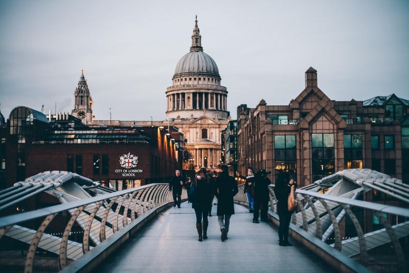 Un viaggio romantico: le migliori destinazioni per San Valentino 2019 Londra