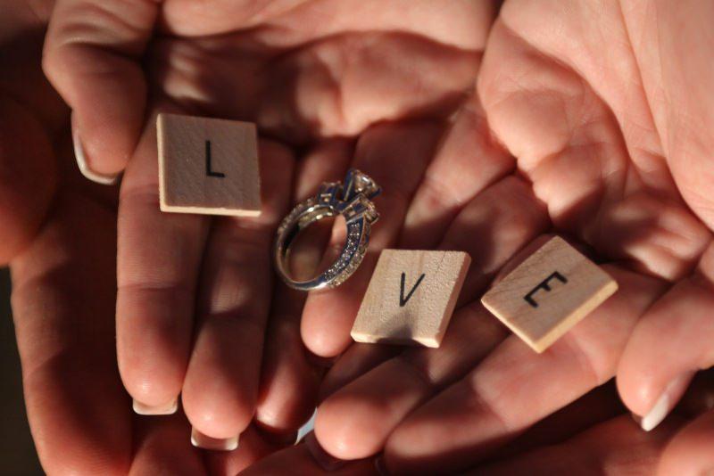 amore Ansia da anniversario? Ecco alcune idee regalo perfette per la vostra ragazza anello diamanti