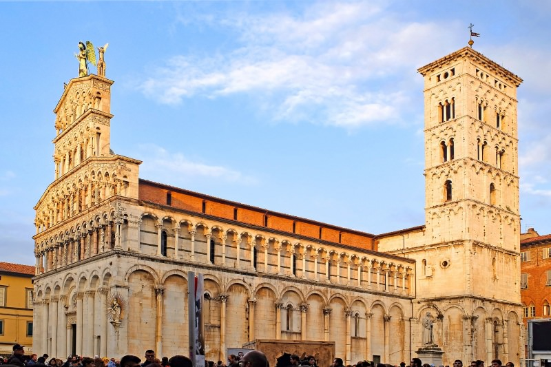 Trip tips | Un weekend d'autunno romantico in Toscana - Parte 2 Lucca Cattedrale San Martino