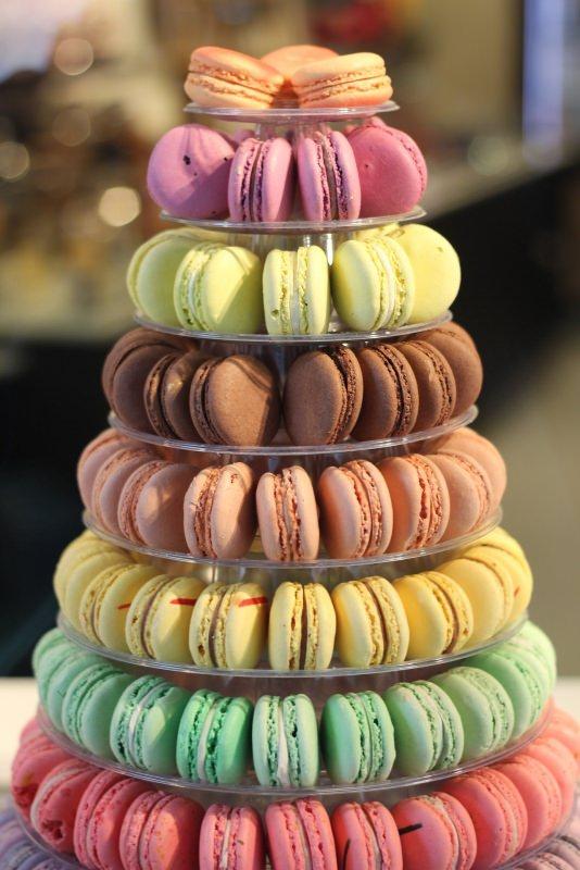 Dolci di Pasqua | I macarons fatti in casa, belli e buoni anche da regalare centrotavola colori pastello