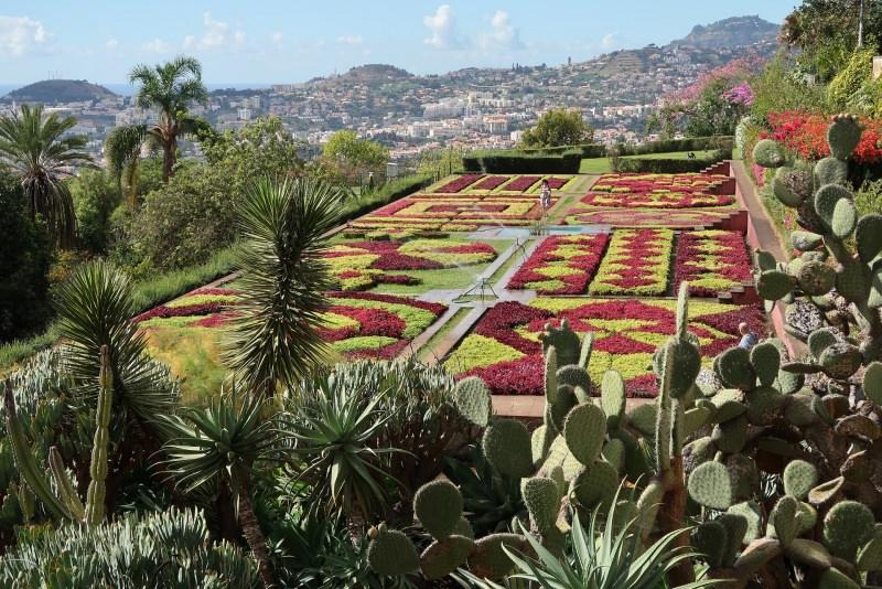 Madeira giardini botanici Viaggiare ad aprile, dove andare? Le migliori mete di viaggio per il Ponte di Pasqua.
