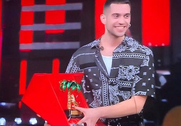 Il vincitore del Festival 2019 è Mahmood!