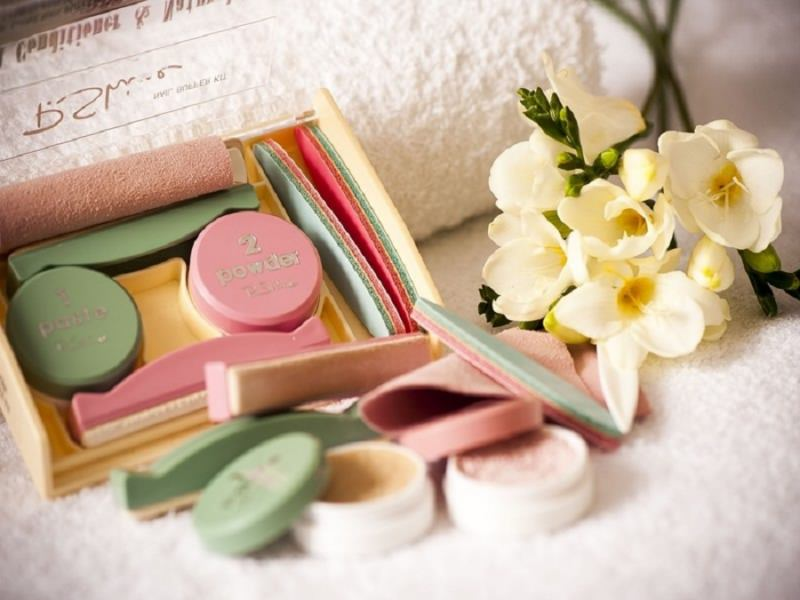 P-shine kit manicure giapponese