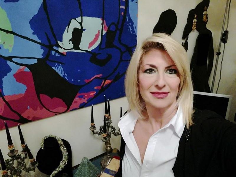 Marina Corazziari a ALTAROMA