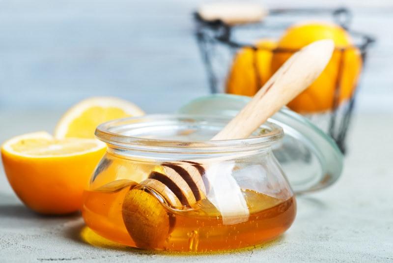ingredienti miele limone