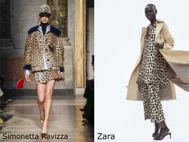 Moda donna cosa comprare per rinnovare il guardaroba autunno inverno abito animaliera pelliccia leopardato Simonetta Ravizza completo Zara trench