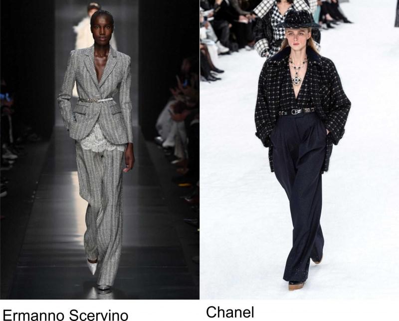 Ermanno Scervino moda Chanel autunno inverno