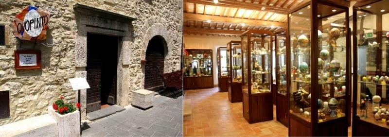 Museo dell'Ovo Pinto a Civitella del Lago Come dipingere un uovo di Pasqua