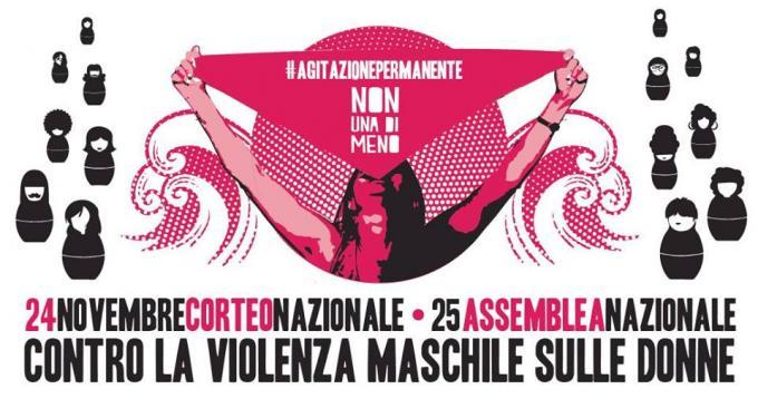 non una di meno Basta violenza, 25 novembre donne libere Giornata internazionale per l'eliminazione della violenza contro le donne