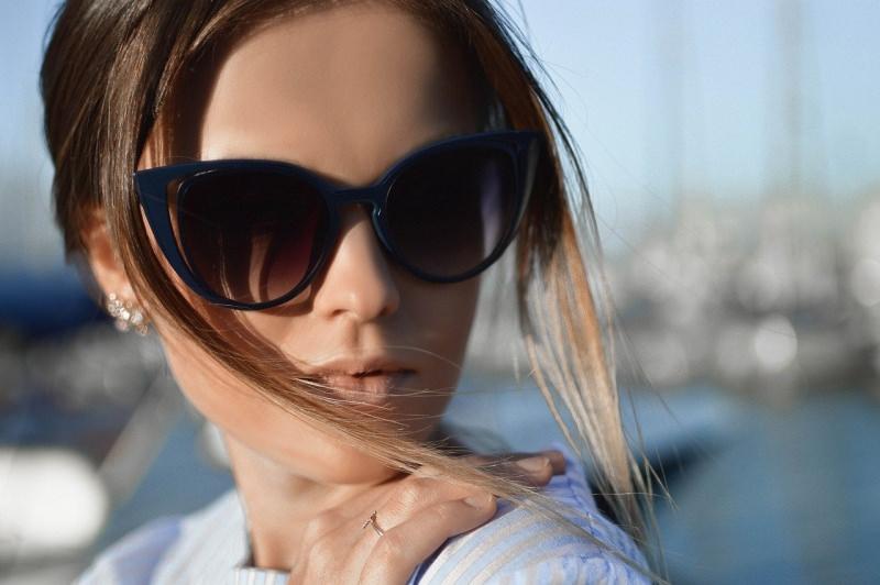 occhiali viso donna