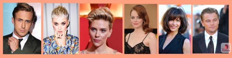 Oroscopo 2018 celebrità star stelle famosi nati sotto il segno dello Scorpione Ryan Gosling, Kate Perry, Scarlett Johansson, Emma Stone, Sophie Marceau, Leonardo DiCaprio