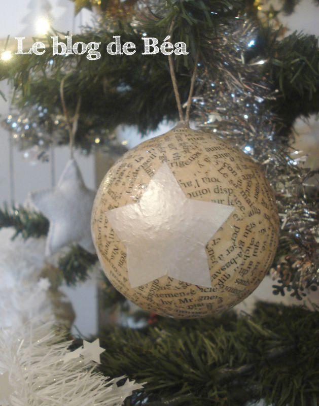 decorazione natalizia blog di Béa